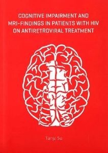 Cognitive impairment and MRI-findings in patients with HIV on antiretroviral treatment door Su, T.