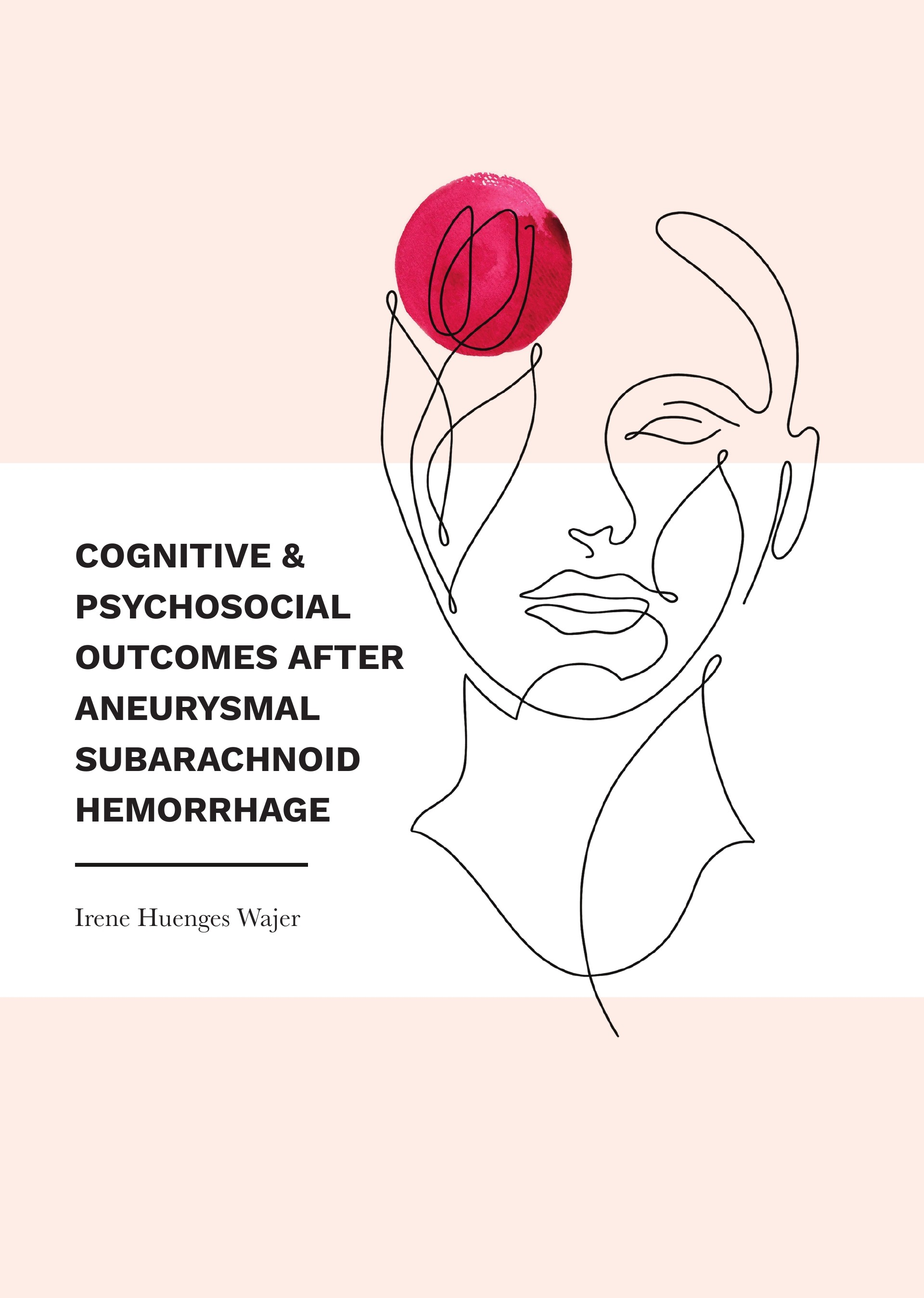 Cognitive & Psychosocial Outcomes after Aneurysmal Subarachnoid Hemorrhage door I. Huenges Wajer