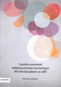 Cognitive assessment, wellbeing and brain functioning in HIV-infected patients on cART door Janssen, MAM