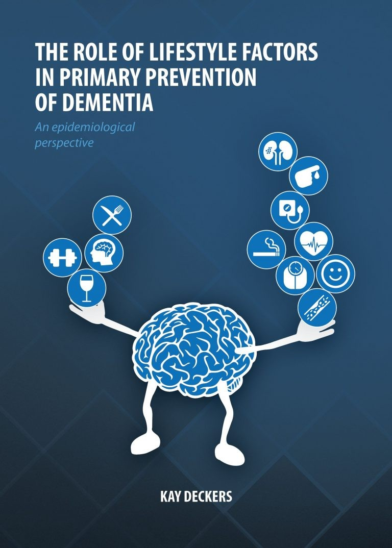 The role of lifestyle factors in primary prevention of dementia – an epidemiological perspective door Deckers, K.